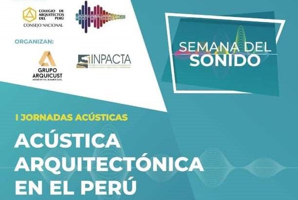 Architectural Acoustics in Peru 2020